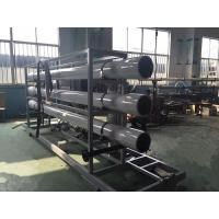 Membrane Separation Ro Water Treatment System Pure Water Treatment Plant Manufactures