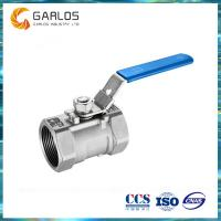 1PC female thread stainless steel ball valve Manufactures