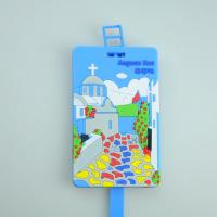 Promotion and Advertising High Grade quality gift of PVC Luggage Tags Manufactures