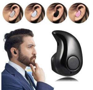 China Mini Stylish Wireless Bluetooth Earphone Hd 4.0 Stereo In - Ear Headset on sale