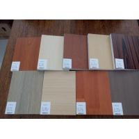Wood Grain Laminated Foam Board Indoor Wall Flame Retardant Energy Saving