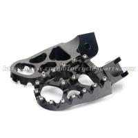 Aluminum Alloy 7075 Dirt Bike Foot Pegs BMW F650GS F800GS R1200GS Highway Pegs Manufactures