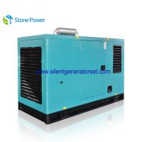 40kw 50 Kva Silent Diesel Generator Set With Cummins 4 Cylinder Engine Manufactures