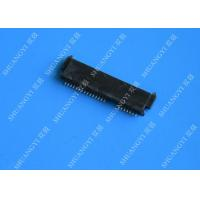Lightweight Through Hole SAS To SATA Connector Rectangular 6 Gbps 22 Position Manufactures