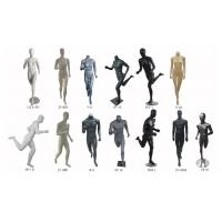 Jolly mannequins-New design sports running mannequins collection Manufactures