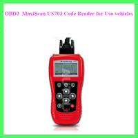 China MaxiScan US703 Code Reader for Usa vehicles on sale