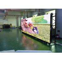 China 1.8 Mm LED Advertising Display Customized , SMD Indoor Video Wall Led Screen on sale