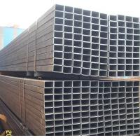 Thin Wall Square Steel Tubing , Square Pipe Steel By Hydraulic Testing Manufactures