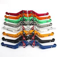 Folding Extendable Motorcycle Brake Clutch Lever For Street Racing Bike Manufactures