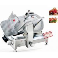 Luxury Electric Frozen Meat Slicer Aluminum Alloy Body Blade Dia.385mm Food Processing Equipment Manufactures