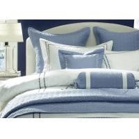 Fashion Cotton Embroidered Elegant Bedding Sets Real Simple 4Pcs OEM Manufactures