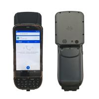 4G LTE Android Handheld RFID Reader Writer 5.0 Inch Capacitive Touch Screen Manufactures
