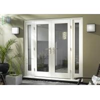 Thermal Break Outward Opening Exterior Door Weather Resistant For Shopping Malls Manufactures