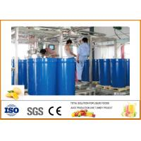 China Mini Turnkey Mango Processing Line 50~75 Brix Concentrated Juice Concentration on sale