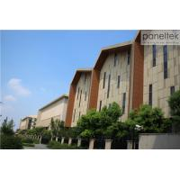 100 Clay Terracotta Cladding Exterior Wall Facade Materials With Various Colors And Shapes Manufactures