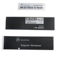 OEM Mercedes Benz Star Diagnostic Tool Benz Star With Multiplexer + Cables Manufactures