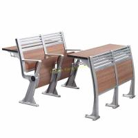 Buy cheap XJ-K37 Standard Amphitheater College Training School Classroom Fixed Table and from wholesalers