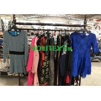 Mixed Size Used Winter Clothes New York Style Winter Dresses For Ladies Manufactures