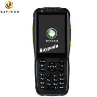 Quality Rugged PDA Personal Digital Assistant 1D/2D Scannin Support Logistics Tracking Business Data Collection for sale
