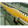 Pet Bottle Automatic Fruit Juice Production Line , Fruit Juice Manufacturing Equipment Manufactures