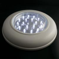 Portable Battery Powered Remote Control LED Lights Glare Protect Space Saving Design