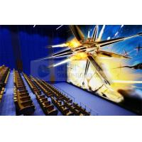 3D Movie Theater with special effect system Manufactures