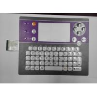Tablet / Computer Membrane Switch Keyboard , PC / PET Membrane Keypad Manufactures