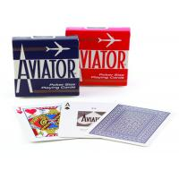 Aviator Pinochle Marked Card Deck / Invisible Spy Playing Cards For Poker Cheat Manufactures