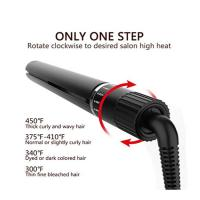 China Professional Hair Straightener, Flat Iron for Hair Styling: 2 in 1 Tourmaline Ceramic Flat Iron wholesale on sale