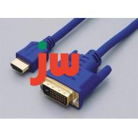 Sony 3+6 Standard 15 Pin VGA Cable With 1080P 3D Projecor HDTV , 5-12V Voltage Manufactures
