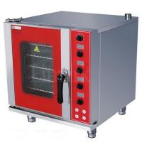 JUSTA Electric 5-Layer Baking Ovens Mechanical Control Auto Spraying Function Manufactures