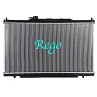 Aftermarket Car Radiator Replacement For Honda Element 2007 - 2011 2.4 L4 Manufactures