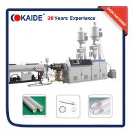 China Fiberglass Reinforced PPR Pipe Making Machine /PPR GF PPR Pipe Extrusion Machine/Production Line on sale