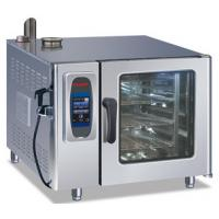 6 Tray Commercial Kitchen Equipments Touch Panel Visual Operation 12.5KW/380V Manufactures