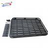 1.65 * 1.1 * 0.13m Rack Pro Roof Basket, F006B Waterproof Auto Roof Basket Manufactures
