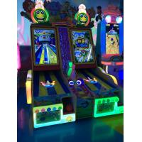 42 Inch Screen Small Bowling Arcade Machine With Clear Pictures Attractive