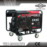 Buy cheap VANGUARD engine 8KW Gasoline Generator Set from wholesalers