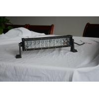 72W 13.5 inch Spot Flood Combo Vehicle  LED Light Bar Boat Jeep Lamp 3 years warranty Manufactures