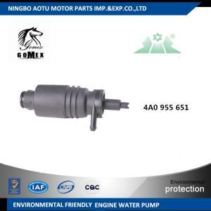 12V Electric Engine Water Pump , AUDI Windscreen Washer Pump 4A0955651 Manufactures