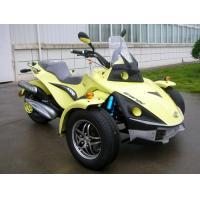 BRP Can-am 250CC Single Cylinder Three Wheels Motorcycles , 4 Stroke 3 - Wheels ATV Manufactures