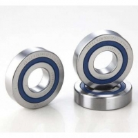 Rollway 3202 2RS Angular Contact Bearings Manufactures