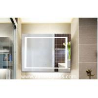 Smart LED Illuminated Wall Mirrors For Bathroom Low Energy Consumption Manufactures