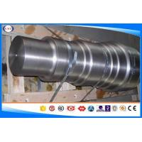 Forged Stainless Steel Shaft OD 80-1200 Mm 40Cr13 / X40Cr13 / 1.2083 Material Manufactures