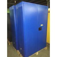 Steel Lockable Corrosive Safety Cabinets Fireproof  For Lab / Hospital Liquid Manufactures