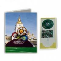 A4 size offset printing Musical Paper Greetings Cards for festival and birthday gifts Manufactures