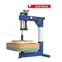 Chair Industrial Upholstery Machine 185mm Height 0.6-0.8MPa Air Pressure Easy To Install Manufactures