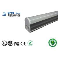 Cool white Aluminum 3ft T5 Meeting Room Led Tube / Led Fluorescent Light replacement Manufactures