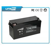 China Vrla agm deep cycle gel Sealed Lead Acid Battery 12V 100ah 150ah 200ah on sale