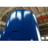 Potable Water Expansion Diaphragm Pressure Tank With Natural Rubber Membrane Manufactures