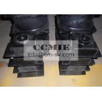 SHANTUI Road Roller Spare Parts With Black Electroplate Steel Material Manufactures
